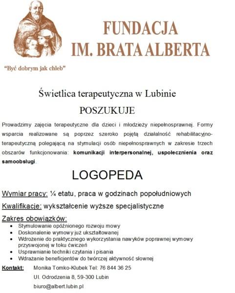 Logopeda-oferta